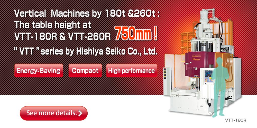 Please ask us about the injection molding machine in Hishiya|Hishiya
