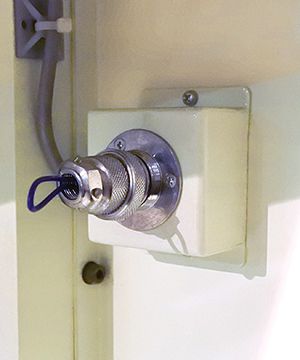 METAL PLUG FOR INTERLOCK